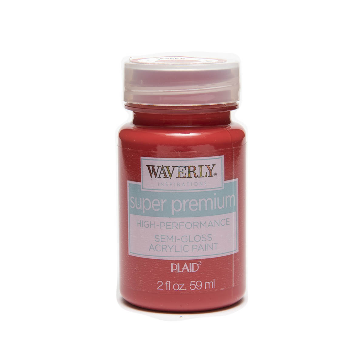 Waverly ® Inspirations Super Premium Semi-Gloss Acrylic Paint - Jasper, 2 oz.