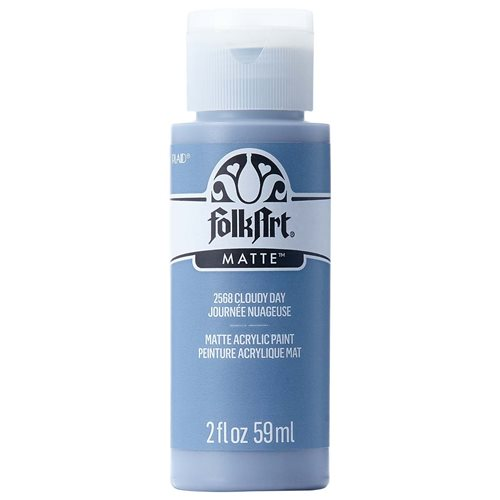FolkArt ® Acrylic Colors - Cloudy Day, 2 oz. - 2568