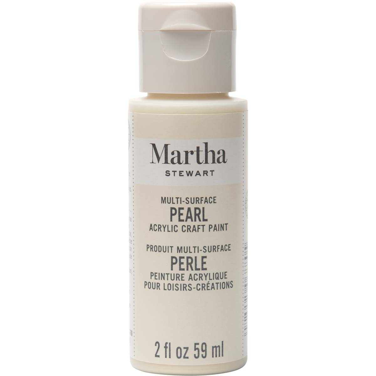 Martha Stewart® 2oz Multi-Surface Pearl Acrylic Craft Paint - Gold Mother of Pearl
