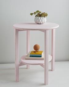 Vintage Decor Side Table