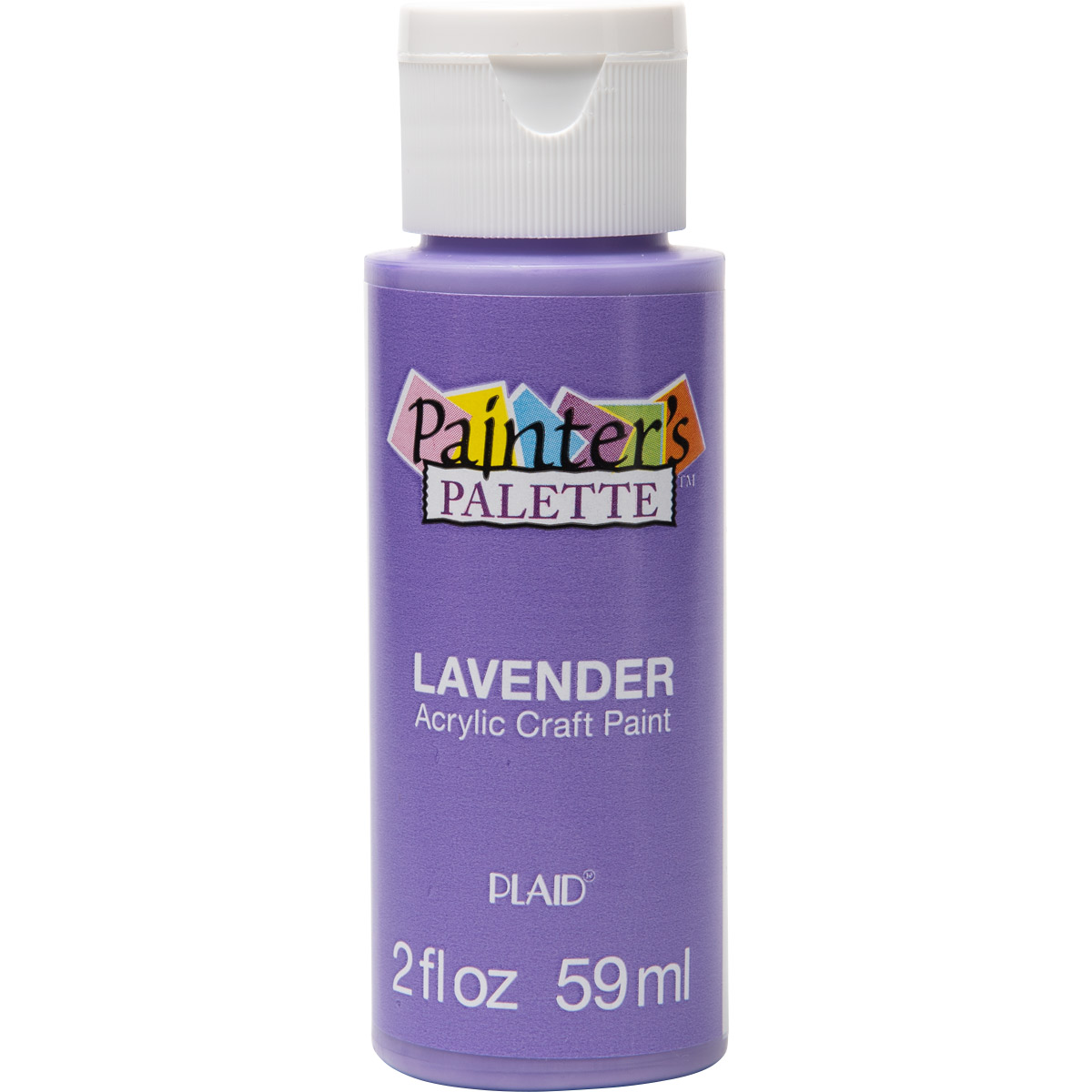 Plaid ® Painter's Palette™ Acrylic Paint - Lavender, 2 oz.