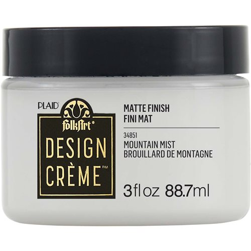 FolkArt ® Design Creme™ - Mountain Mist, 3 oz. - 34851