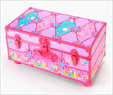 Sparkly Trunk