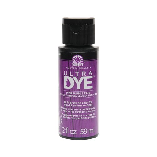 FolkArt ® Ultra Dye™ Colors - Purple Rain, 2 oz.