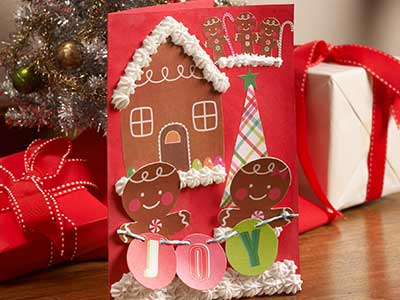 Handmade Holiday Greeting Cards