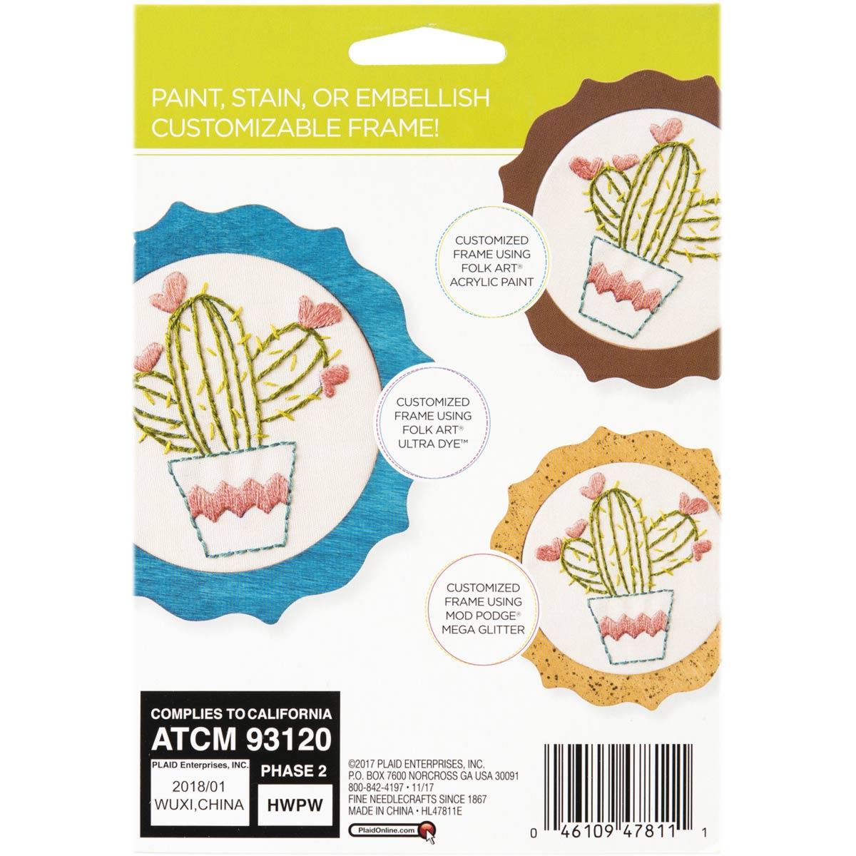 Bucilla ® My 1st Stitch™ - Stamped Cross Stitch Kits - Stuck on You - 47811E
