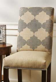 Trellis Parson's Chair