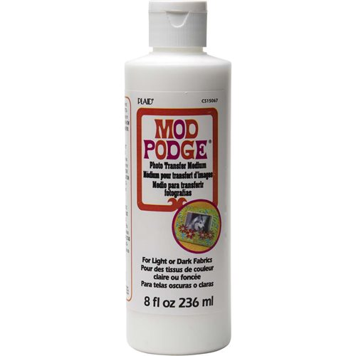 Mod Podge ® Photo Transfer Medium, 8 oz. - CS15067