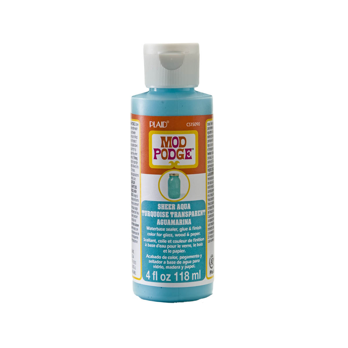 Mod Podge ® Sheer Color - Aqua, 4 oz. - CS15090