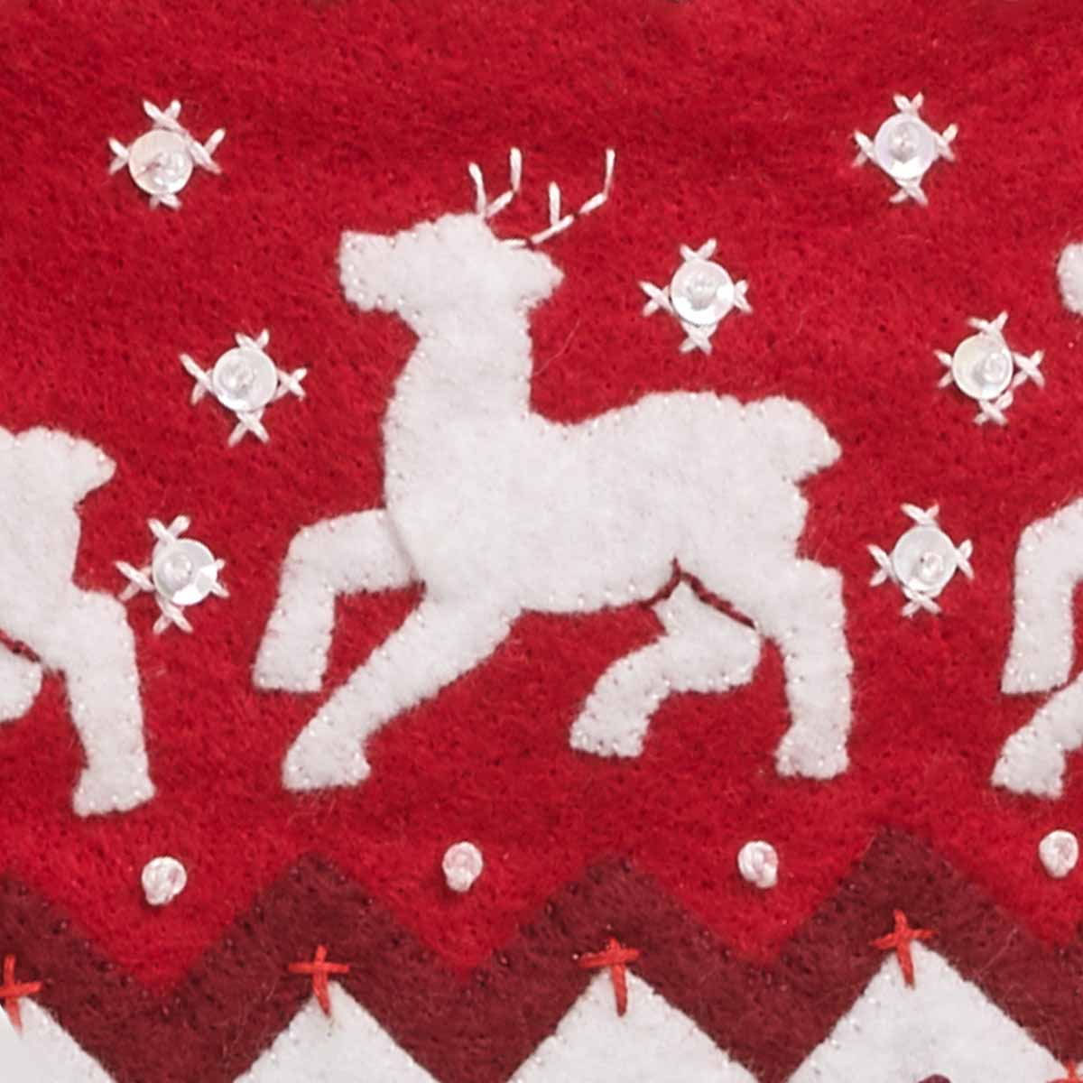 Bucilla ® Seasonal - Felt - Stocking Kits - Nordic Christmas