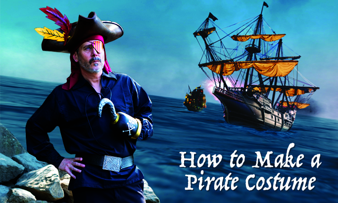 How to Make a Pirate Costume