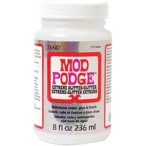 Mod Podge CS15066 - Extreme Glitter, 8 oz.