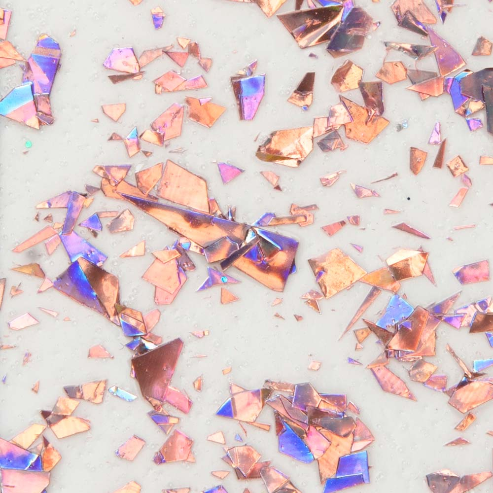 Martha Stewart® 2oz Multi-Surface Vintage Leaf Glitter Acrylic Craft Paint - Jellybean