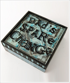 Dad's Spare Change Box