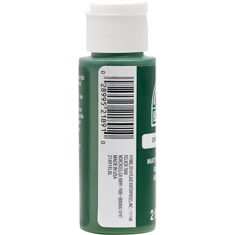 Apple Barrel ® Colors - Marsh Green, 2 oz.