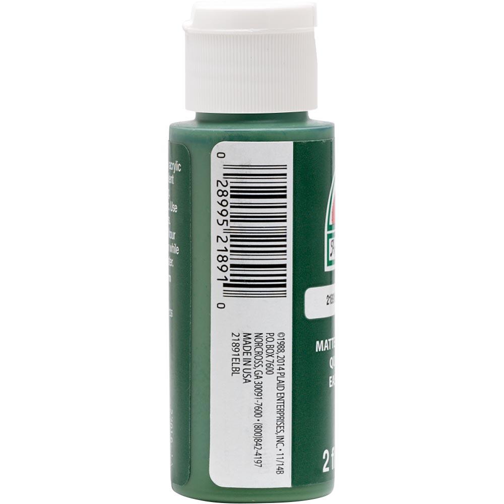 Apple Barrel ® Colors - Marsh Green, 2 oz.
