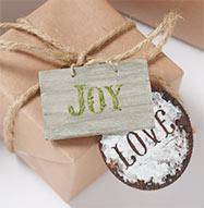 Elegant Christmas Ornament