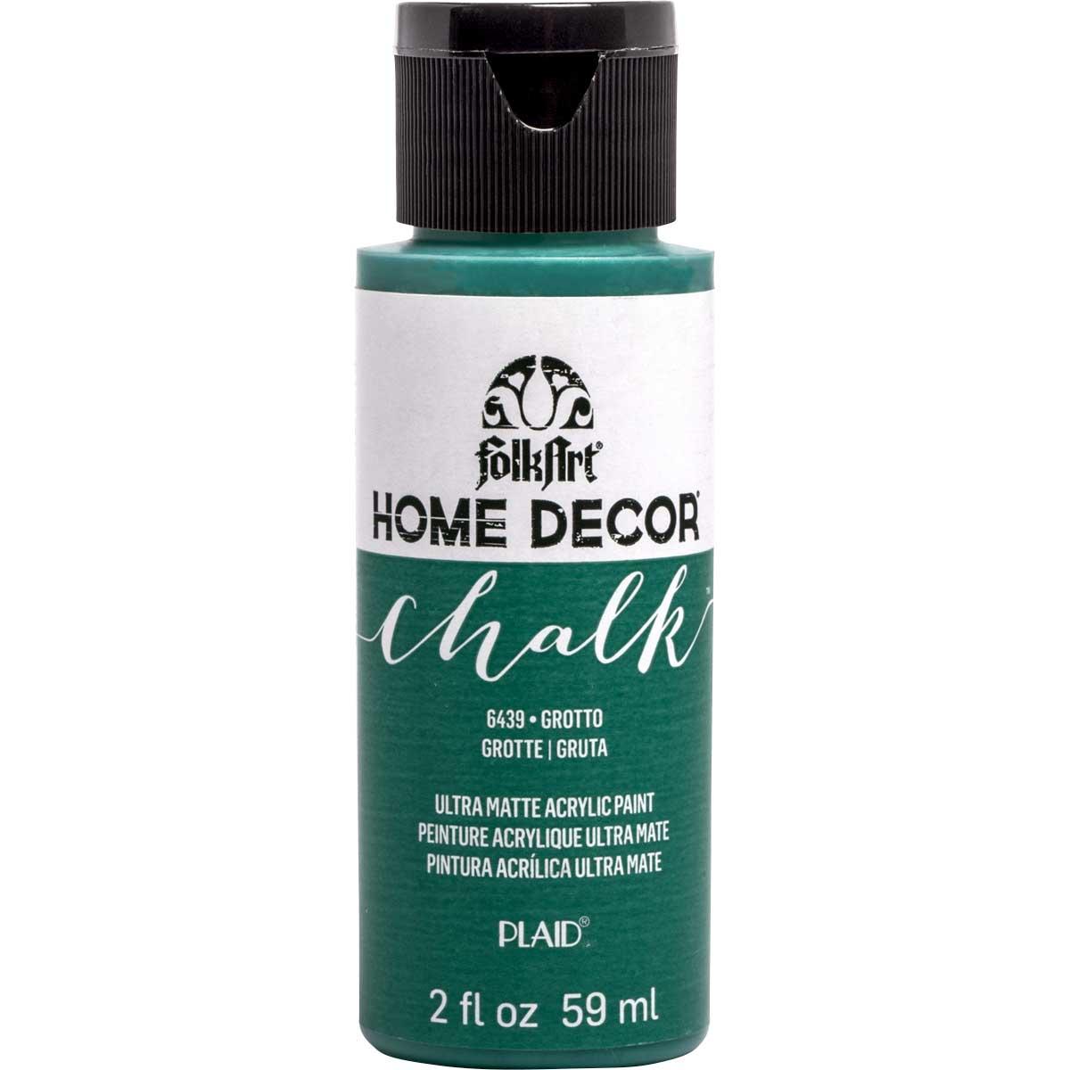 FolkArt ® Home Decor™ Chalk - Grotto, 2 oz. - 6439
