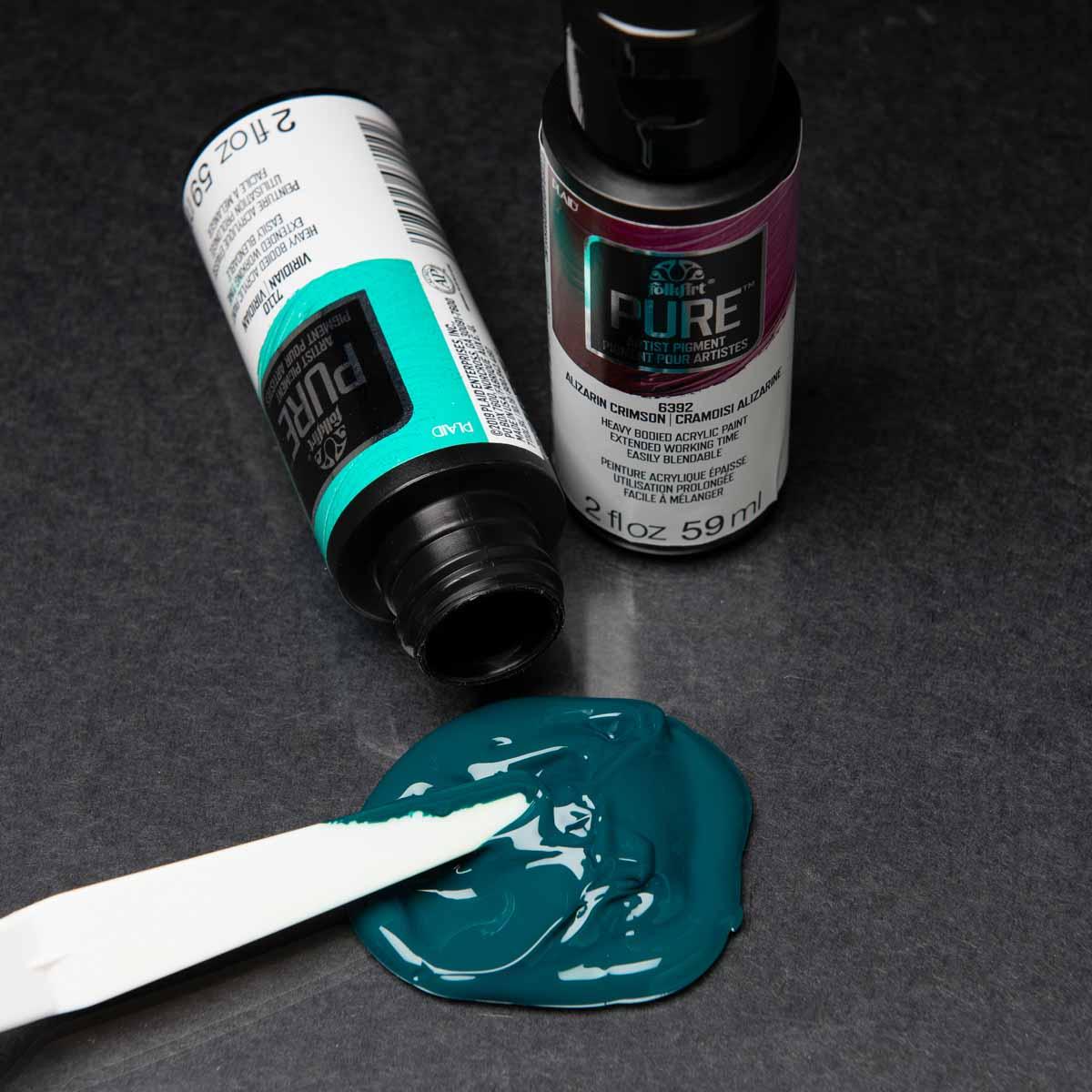 FolkArt ® Pure™ Artist Pigment - Titanium White, 2 oz. - 6386