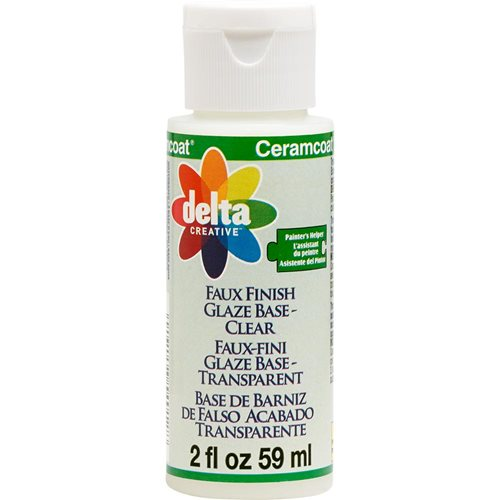 Delta Ceramcoat ® Mediums - Faux Finish Clear, 2 oz.