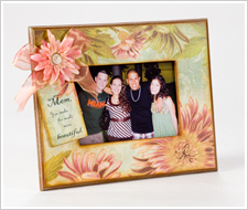 Mother's Day Frame with a Special Message