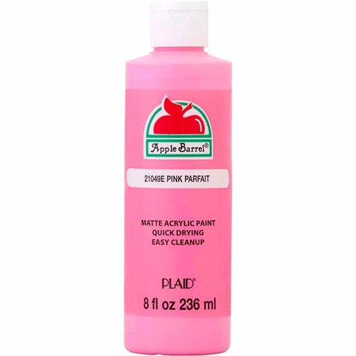 Apple Barrel ® Colors - Pink Parfait, 8 oz. - 21049