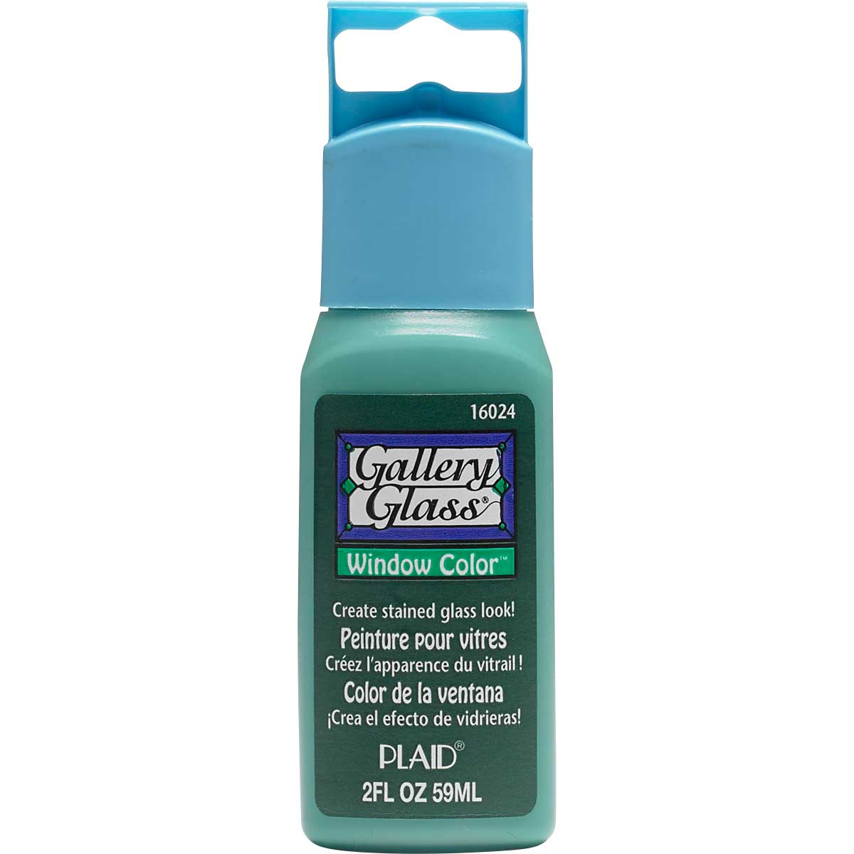 Gallery Glass ® Window Color™ - Ivy Green, 2 oz. - 16024