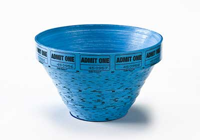 Carnival Ticket Bowl