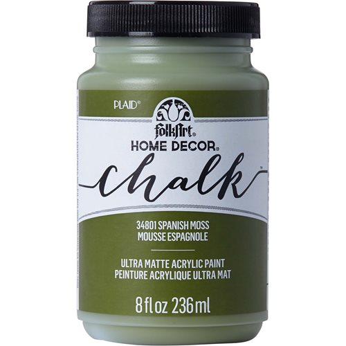 FolkArt ® Home Decor™ Chalk - Spanish Moss, 8 oz.