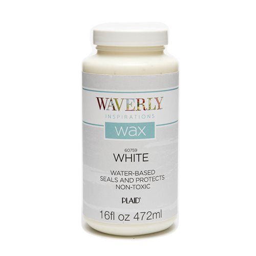 Waverly ® Inspirations Wax - White, 16 oz.