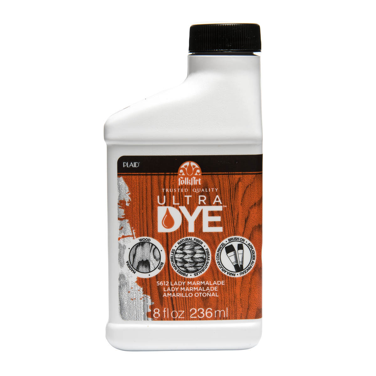 FolkArt ® Ultra Dye™ Colors - Lady Marmalade, 8 oz.