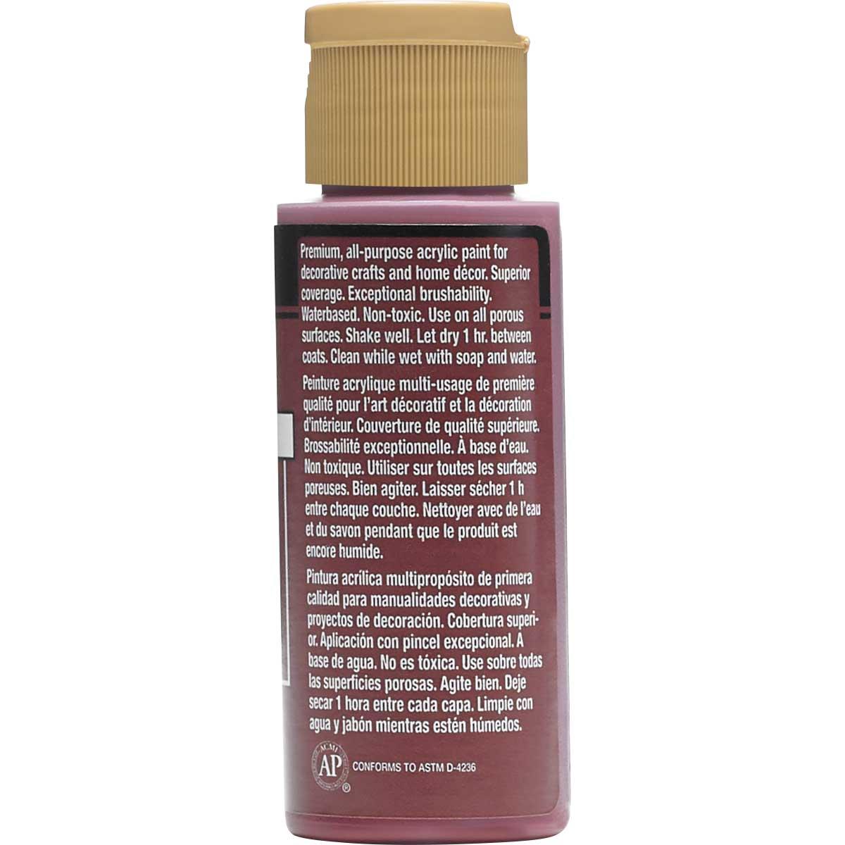 FolkArt ® Acrylic Colors - Madeira, 2 oz.