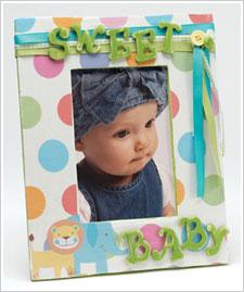 Sweet Baby Frame