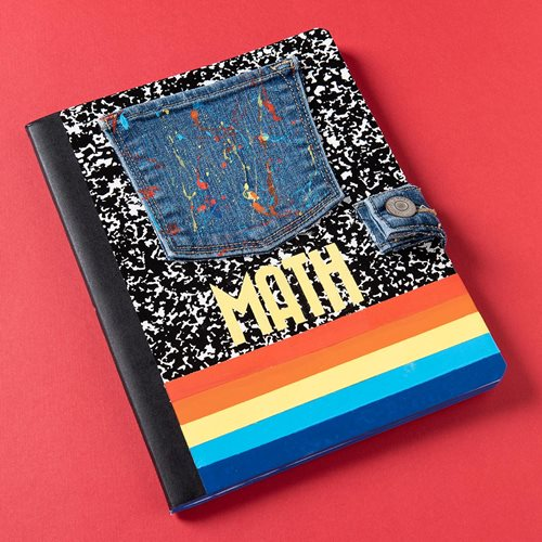 Jean Pocket Composition Notebook