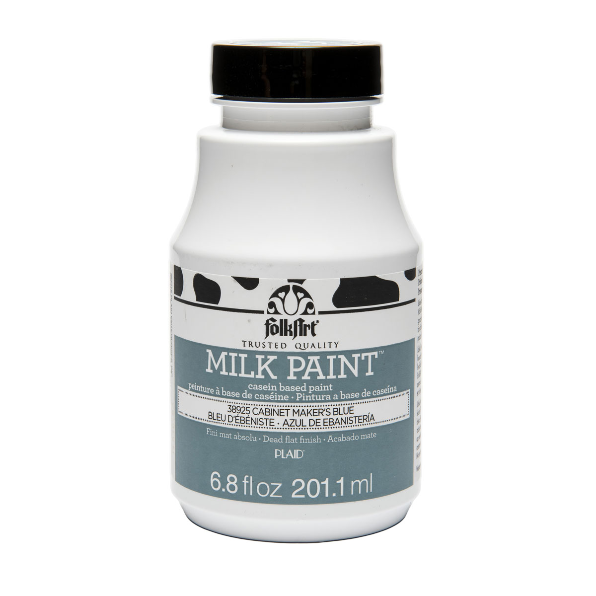 FolkArt ® Milk Paint™ - Cabinet Maker's Blue, 6.8 oz.