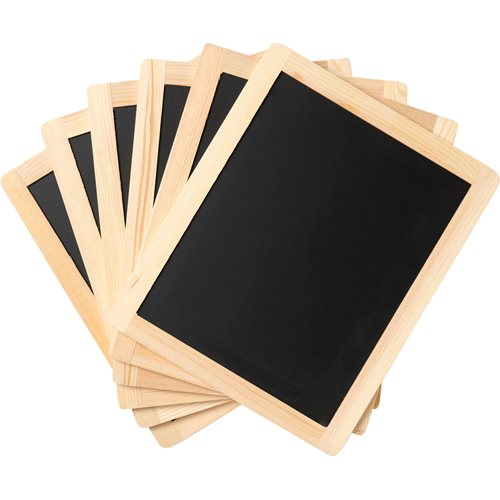 Plaid ® Wood Surfaces - Chalkboard Frame Bundle, 6 pieces - 96382