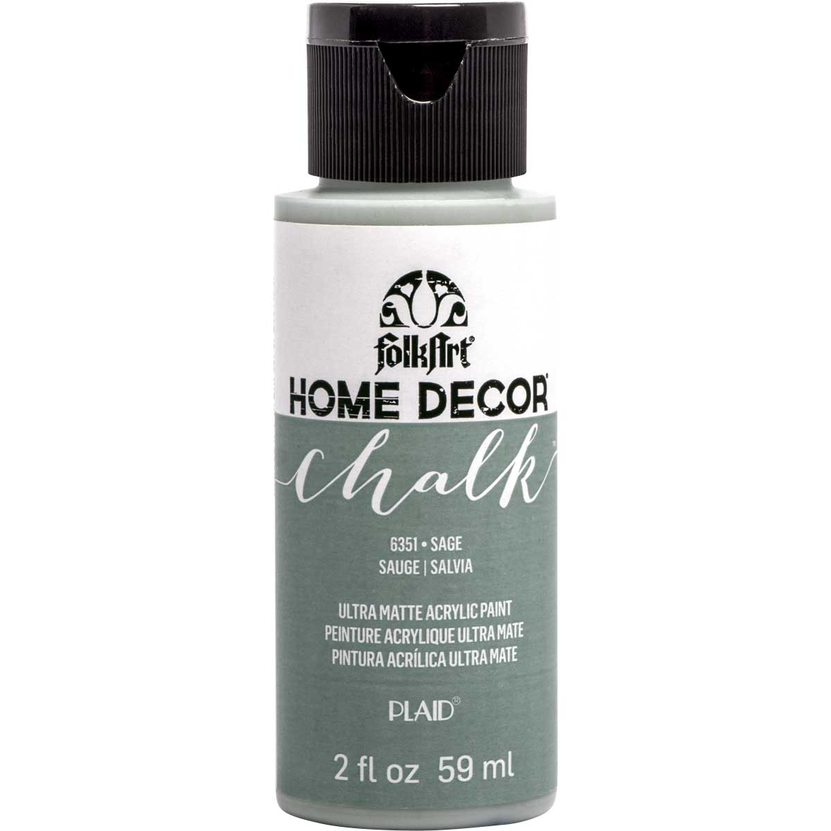 FolkArt ® Home Decor™ Chalk - Sage, 2 oz.