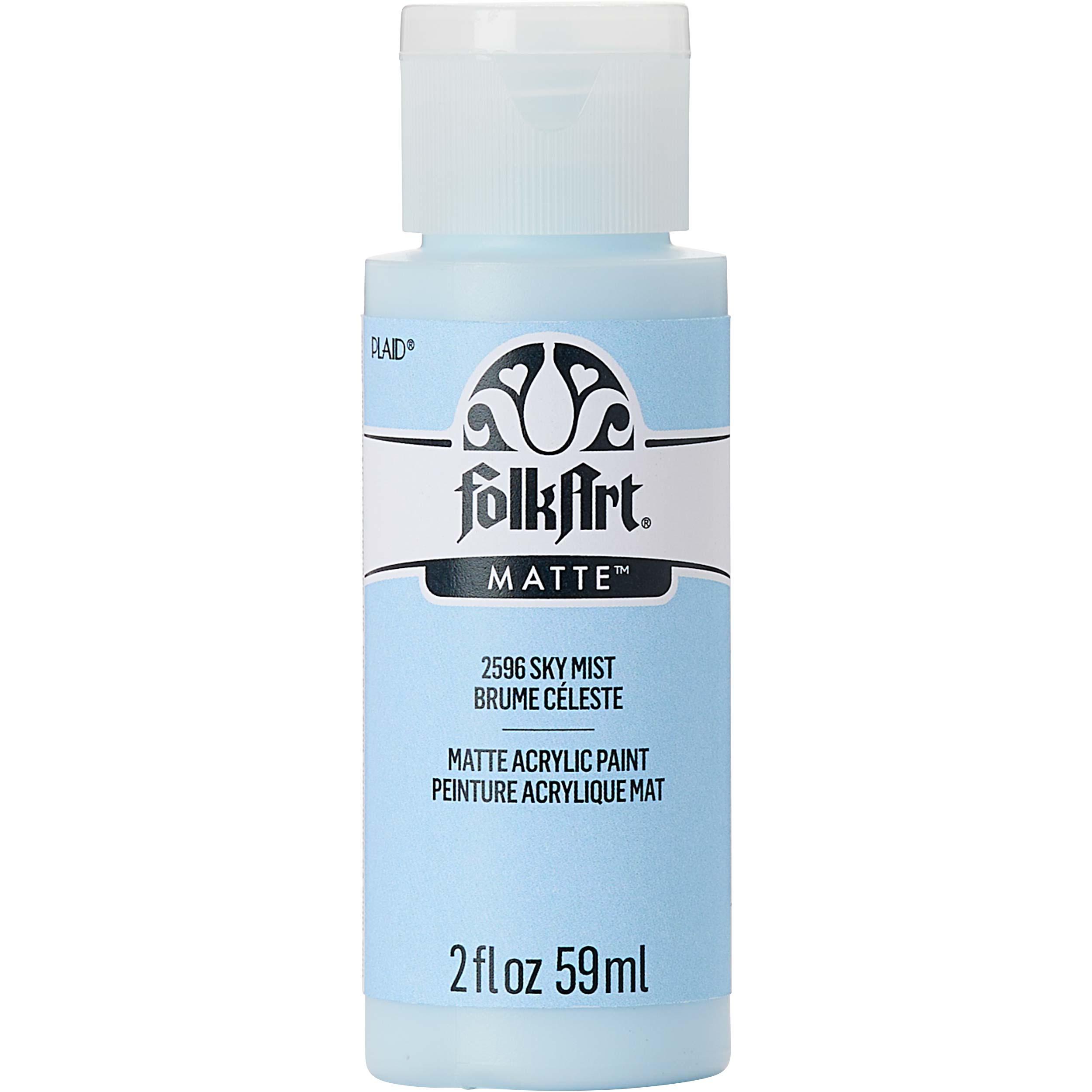 FolkArt ® Acrylic Colors - Sky Mist, 2 oz. - 2596