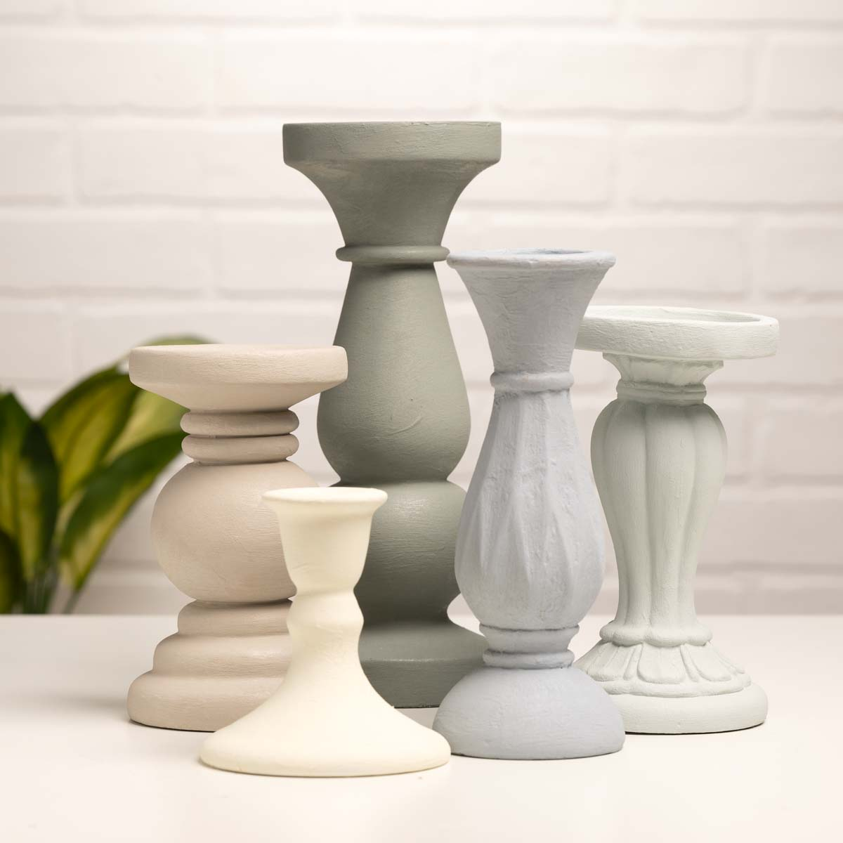 FolkArt ® Terra Cotta™ Acrylic Paint - Shale Green, 2 oz. - 7022