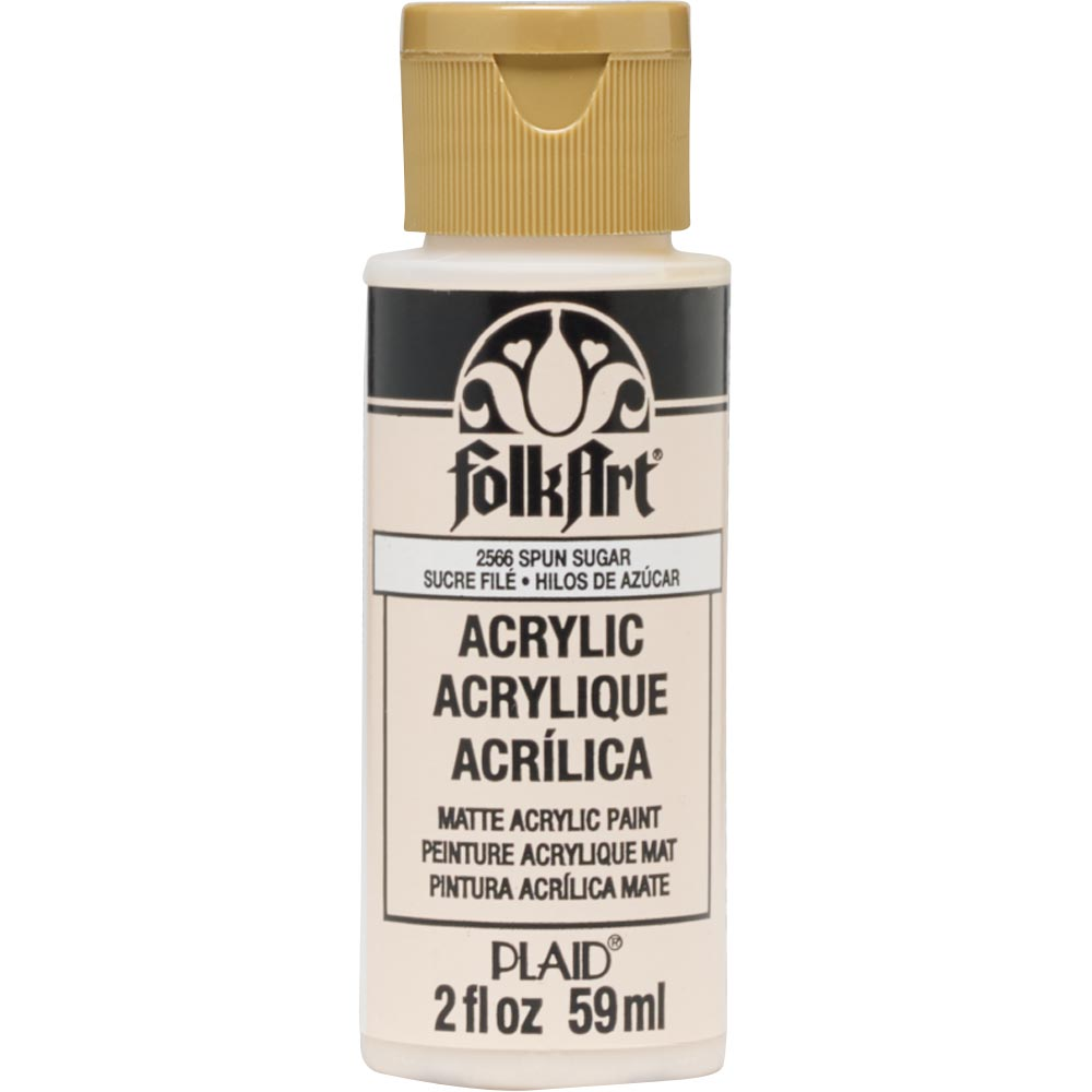 FolkArt ® Acrylic Colors - Spun Sugar, 2 oz. - 2566