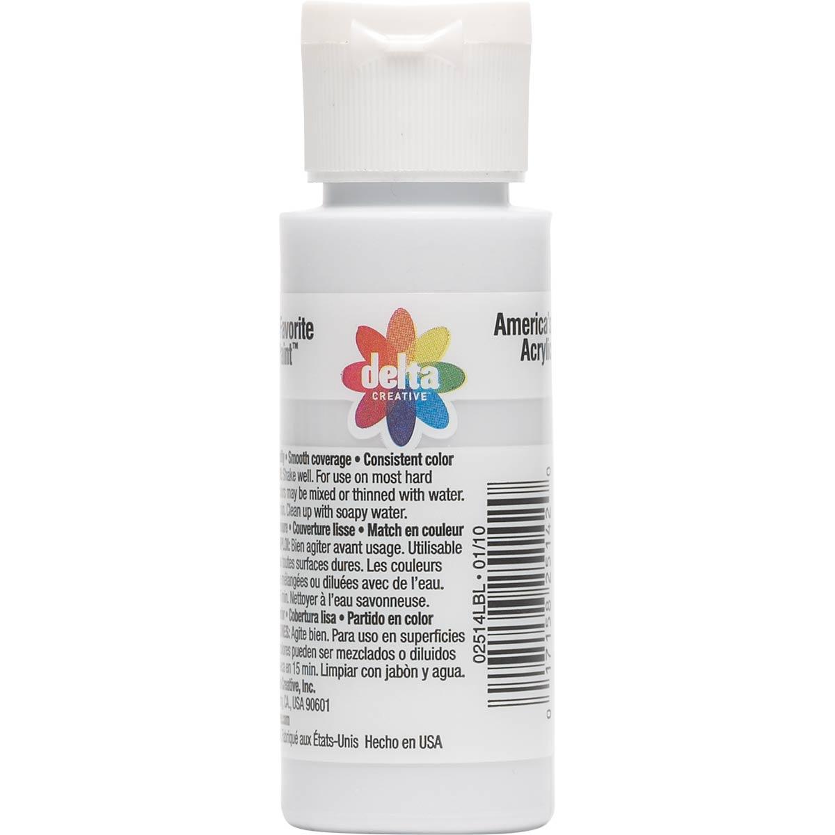 Delta Ceramcoat ® Acrylic Paint - Chambray Blue, 2 oz. - 025140202W