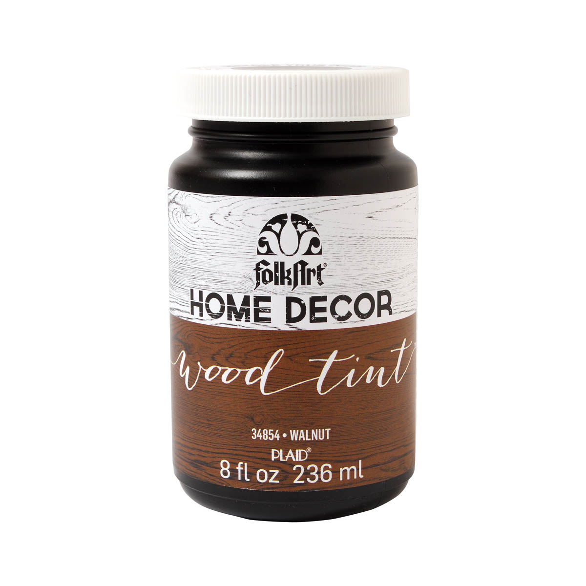 FolkArt ® Home Decor™ Wood Tint - Walnut, 8 oz.