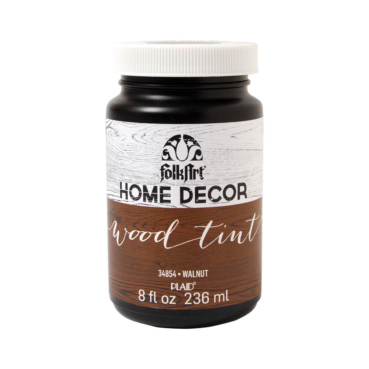 FolkArt ® Home Decor™ Wood Tint - Walnut, 8 oz.