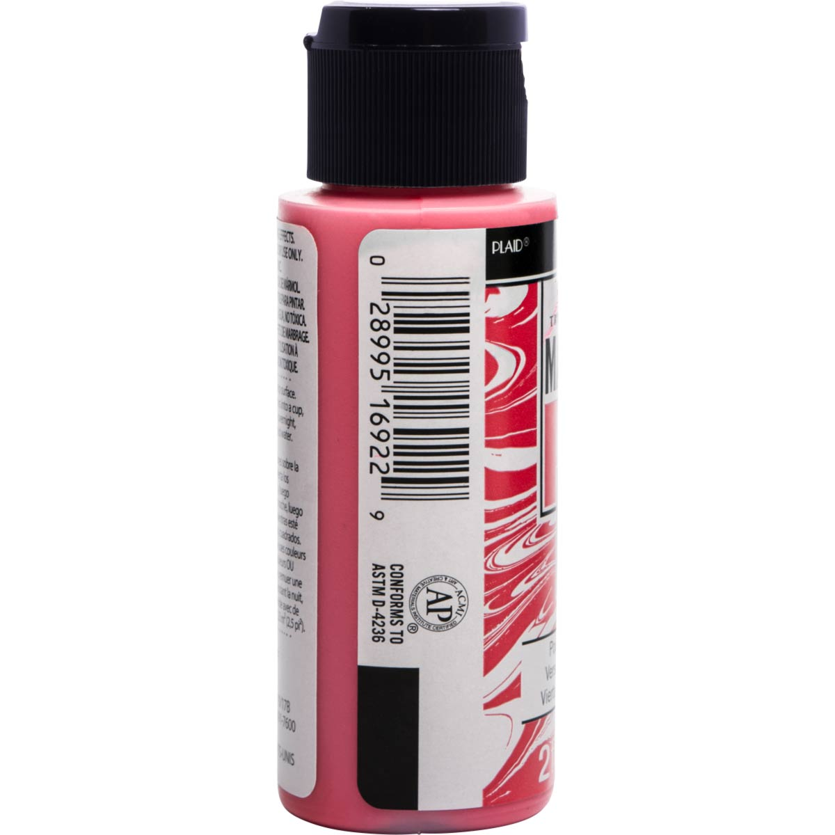 FolkArt ® Marbling Paint - Red, 2 oz. - 16922