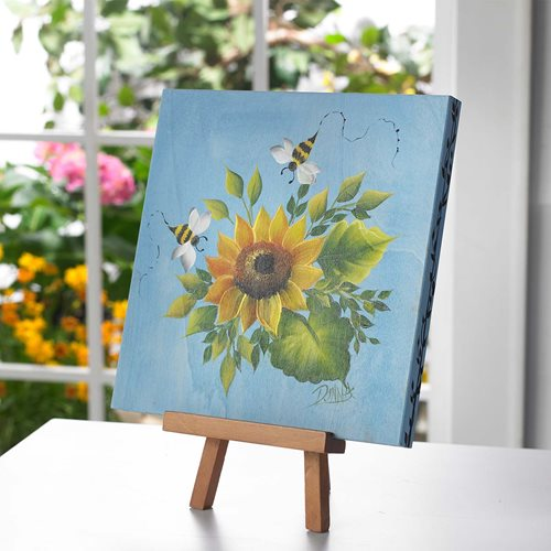 Sunflower Canvas