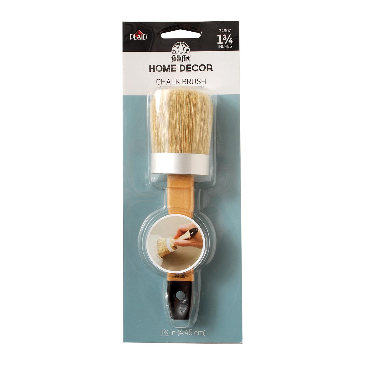 FolkArt ® Home Decor™ Brushes - Chalk Paintbrush