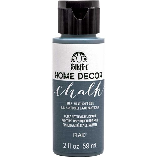FolkArt ® Home Decor™ Chalk - Nantucket Blue, 2 oz.