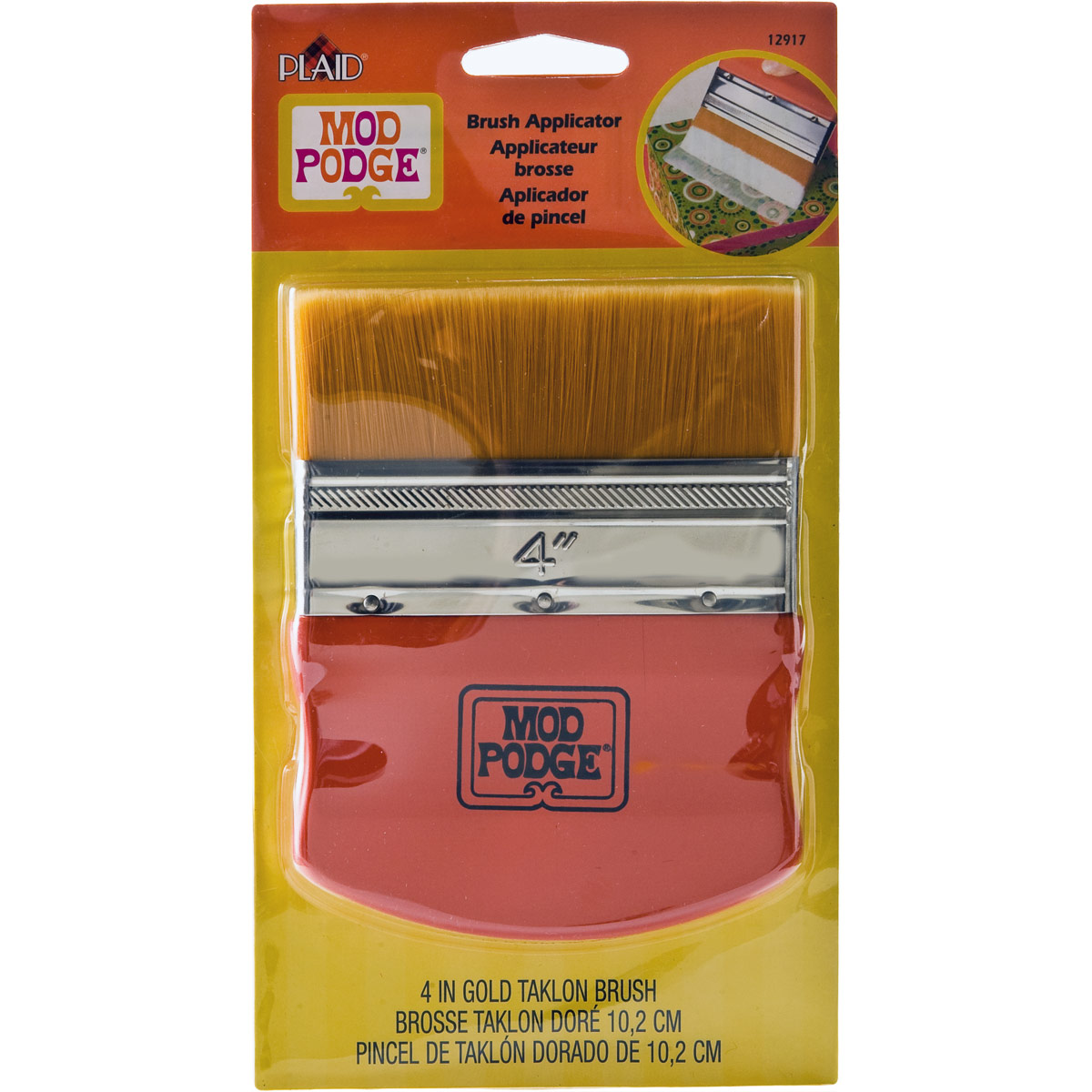 Mod Podge ® Brush Applicator, 4