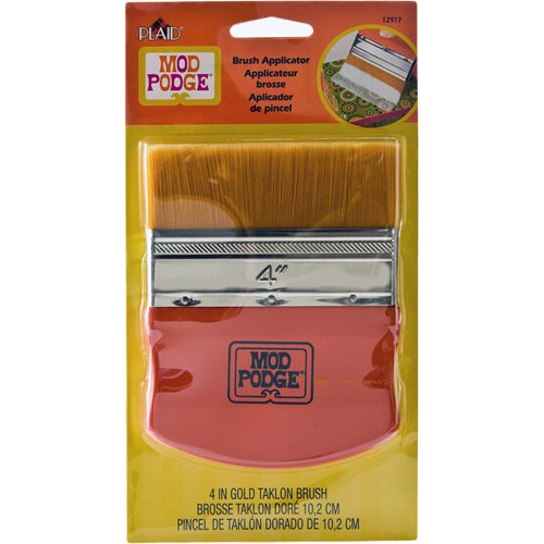 "Mod Podge ® Brush Applicator, 4"" - 12917"