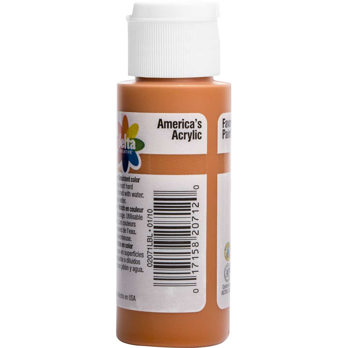 Delta Ceramcoat ® Acrylic Paint - Terra Cotta, 2 oz. - 020710202W